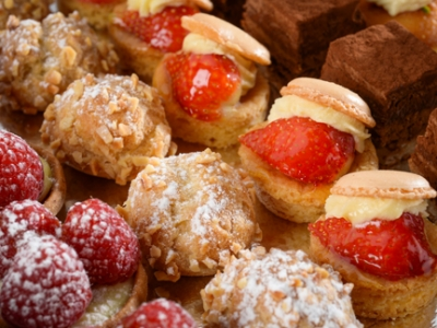 Assortiment 50 petits fours
